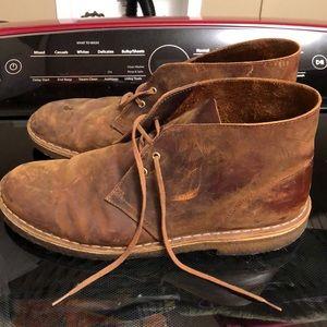 Other - Clark's desert boot suede